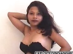 Indian babe strips then plays with her wet pussy - Pornhub.com