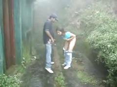 Mallu , outdoor , hill , intercourse