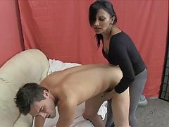 Behind the Scenes Charm Porn Jasmine Gormless Assegai Hart